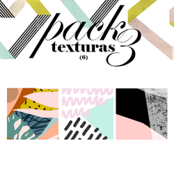 | PACK TEXURAS | 3 by WingsToButterfly