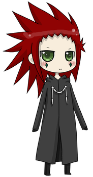 Axel by Iceling