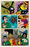 Lady Spectra and Sparky: Star Tomb pg.17 by JKCarrier