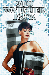 Ash's 200 Watchers Pack! (LINK NOW INCLUDED) by 1Dhazboo