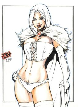 White Queen by DNA-1