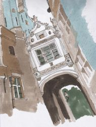 Bruges - Palace of the Liberty by NightwishSoul