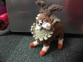 Skiddo crochet and free pattern by Robezpierre