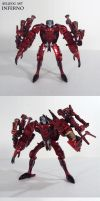 Bulldog Ant Inferno by Unicron9