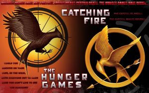 Hunger Games and Catching Fire by Lesslya