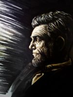 Abraham Lincoln by FDupain