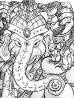 The Hands of Ganesha by DJNebulous