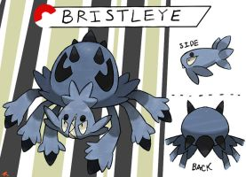Spider Fakemon by TRspicy