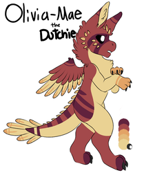 Olivia-Mae the Dutchie by Riddler292