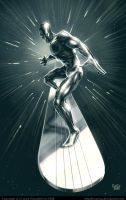 Silver Surfer, take 2 by EspenG