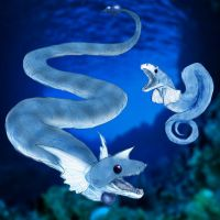 Dratini and Dragonair