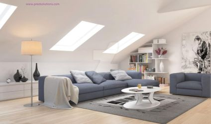3d Architectural Rendering company India by predsolutions