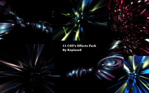 Rayizard's C4D Effects Pack by rayizard
