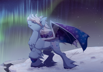 Comm : Frozen Gale by Ruaniamh