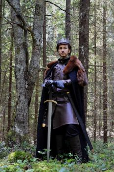 Robb Stark - Determined King by RiKyo5