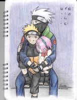 The End of Team 7 by Shel-chan