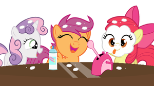 The CMC play Pie-Face by red4567-2
