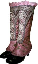 Past Couture Spats by MAIDESTREASURIES