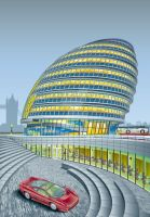 London City Hall by exotic-legends