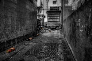 End of the Alley 3 by Vitaloverdose