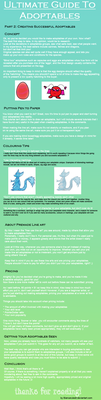 Ultimate Guide to Adoptables 2 by Torotiel