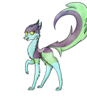 Zombie (Gift:For Adopt) by AstroKitty1123