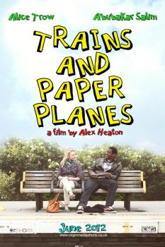 Trains and Paper Planes Poster by heatona