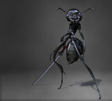 Ant! by HabibityNickerson