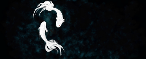 ghost fishes by Aerusss