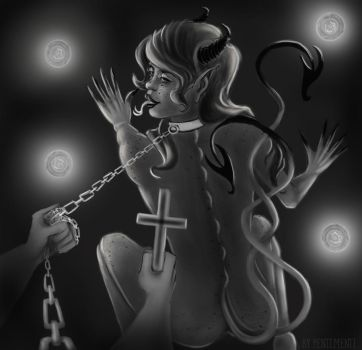 Tame your demons! by Penti-Menti