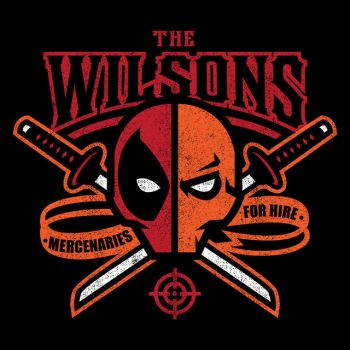 The Wilsons by shoden23