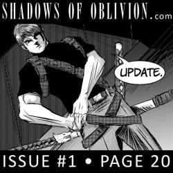 Shadows of Oblivion #1 - Page 20 Update! by Shono