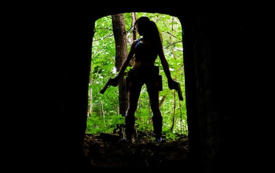 Cosplay Lara Croft by LiSaCroft