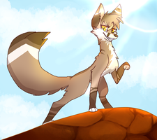 (GIFT) Here I'm!! by Stariaat