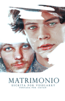 matrimonio, wattpad cover by larriereligion