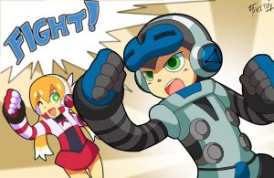 Fight! For the next goal! by SaitoKun-EXE