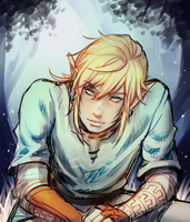 loz -- idk he's sitting by onisuu