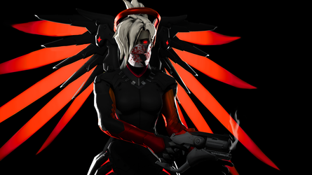 [SFM] Talon Mercy by ScAnnReD