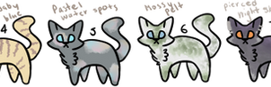 Cat Adopts (4/10 Open) by Discrete-Disguise