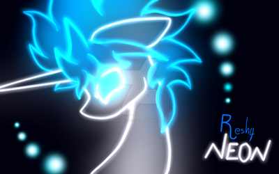 Neon Reshiram98 by Singalek-onYOUTUBE