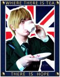 Where There is Tea, There is Hope / Hetalia by SirEgglington