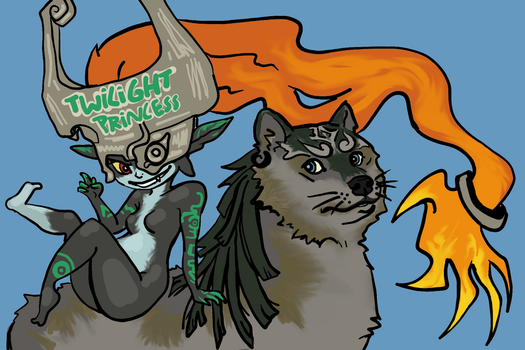 Twilight Princess Doge by theeighthdeadlysin