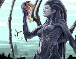Kerrigan's Birthday Prize by Raz-Veinz
