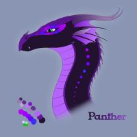 Panther by xTheDragonRebornx