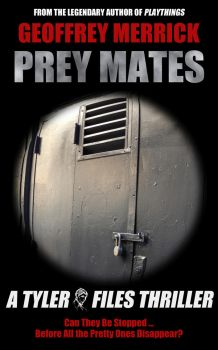 Prey Mates Cover by geoffmerrick