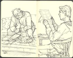 Sketchbook (2008/09): Page 32 by aka-Pencils