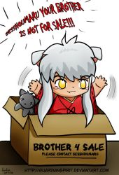 Brother 4 Sale by GuardianSpirit
