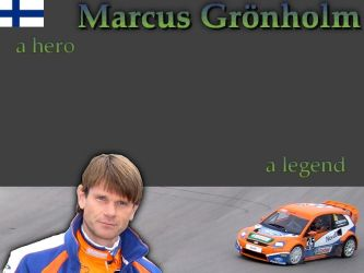 Marcus Gronholm Wallpaper by kr3g0th-lady