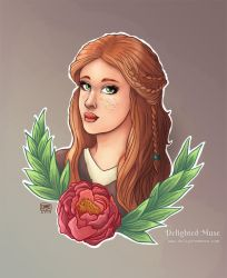 Arienna by delightedmuse