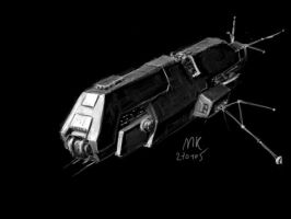 PS9: Transport Ship by MK01
